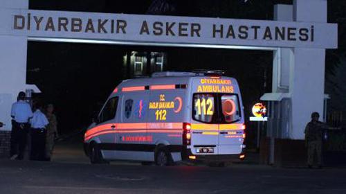 Diyarbakır'da Pkk İle Çatışma: 13 Şehit!