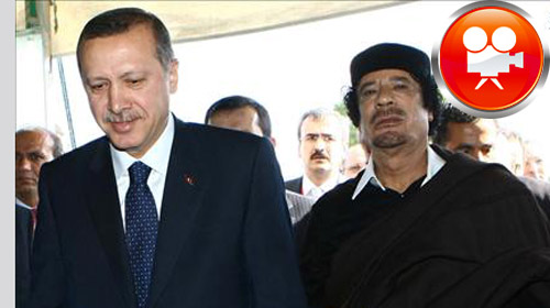 Erdoğan Kaddafi İle Ne Konuştu?
