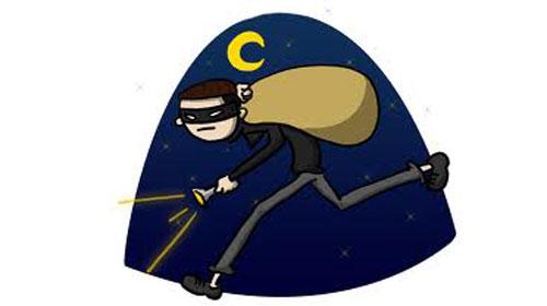 Hırsızlar Bankalara Fena Dadandı