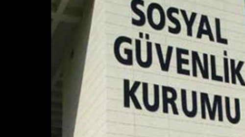 SGK 100 Personel Alacak
