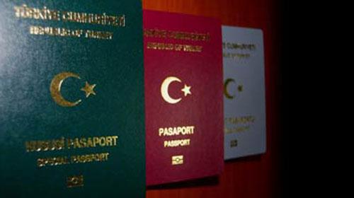 Eski Pasaportlar 2011'de Kalkıyor