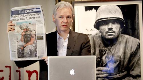 Assange, Nobel'e Aday Gösterilmeli