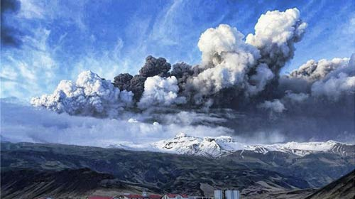 Kül Bulutu Türkiye'ye de Gelebilir