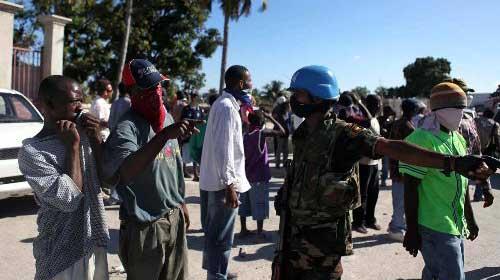 Çocuk Tacirleri Haiti'de!