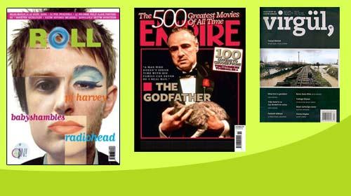 2010'u Göremeyecek Dergiler