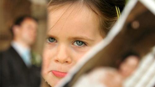 Boşanma En Çok Çocuğu Etkiliyor