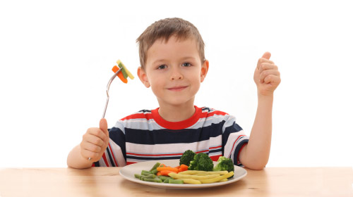 Çocuğunuz Artık Yemek Seçmeyecek