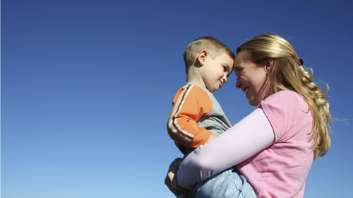 Anne Mutluysa Çocuk da Mutlu…