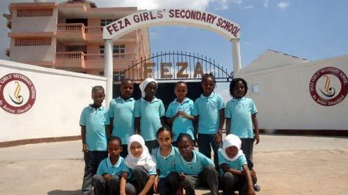 Tanzanya Bu Okulu Tercih Ediyor