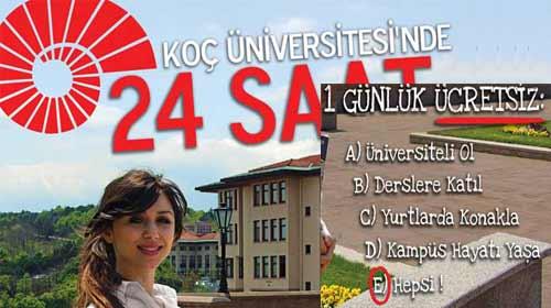 1 Günlük Üniversiteli Ol!