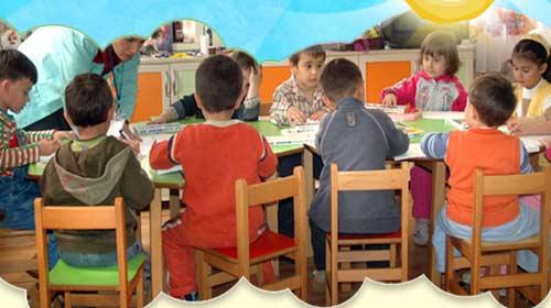 Miniklere İkinci Dil Eğitimi