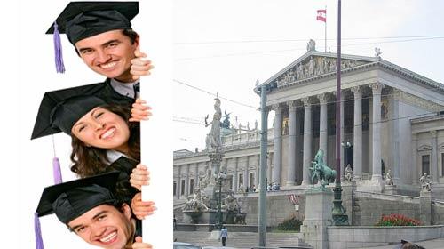 Türk Öğrencilerin Tercihi Viyana