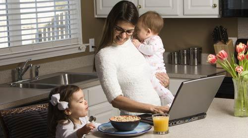 Çalışan Annelere Pratik Öneriler