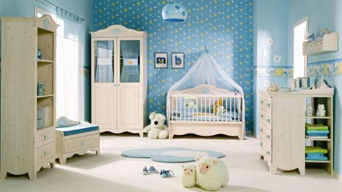 Bebek Odası İçin Pratik Fikirler