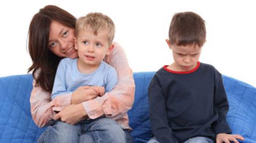 Çocuk Neden Kardeşini Kıskanır?