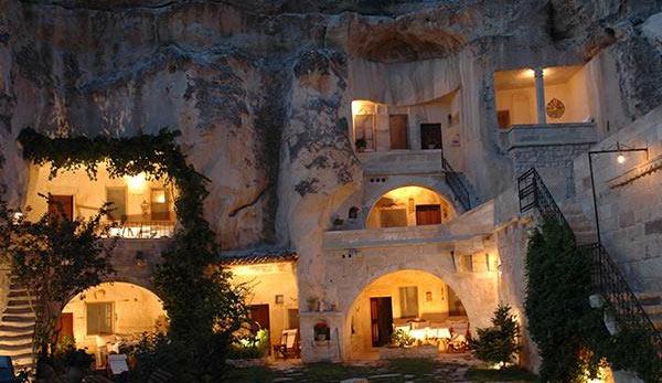 Kapadokya en iyi balayı güzergâhı