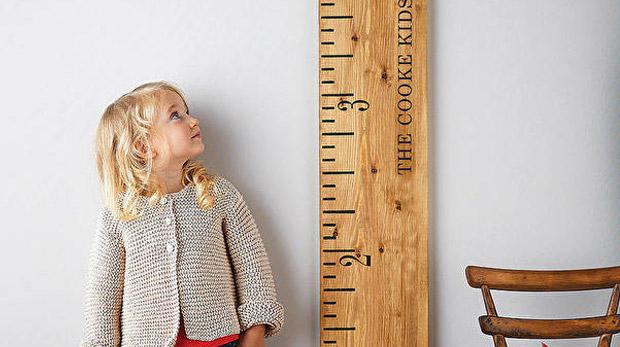 Çocukta yaşa göre kilo ve boy gelişimi