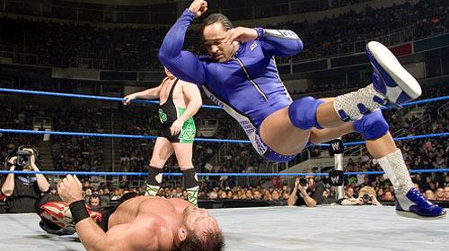 Okullarda SmackDown Çılgınlığı