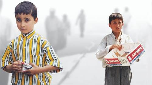 Bu Çocukların Sokakta İşi Ne?