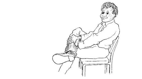 Bacak Bacak Üstüne Atarken…