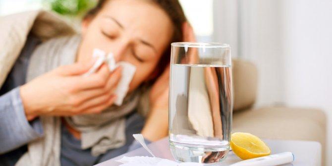 Fransa'da grip alarmı! İki haftada 2 bin 800 kişi öldü!