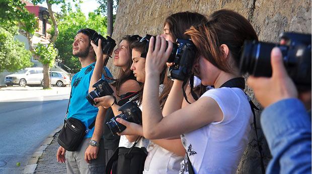 Üsküdar'da ücretsiz fotoğraf kursu