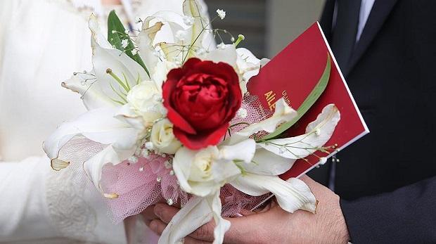 'Geçen yıl boşanan çiftlerin yüzde 73'ü yeniden evlendi'