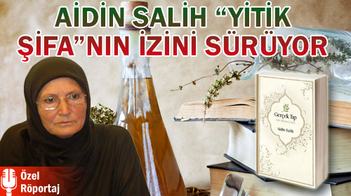 Aidin Salih: Modern tıp temelde bozuk