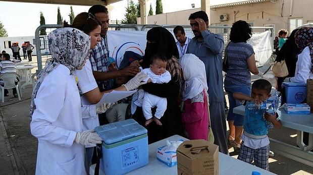 Türkiye'de 500 Göçmen Sağlık Merkezi kurulacak