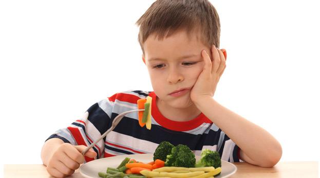 Çocuklarda İştahsızlık ve yemek seçme