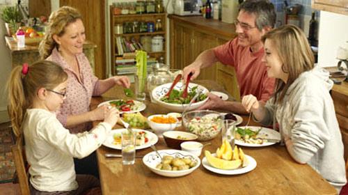 Aile Toplantılarını İhmal Etmeyin