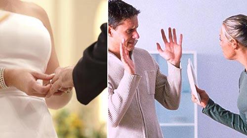 Evlenmek mi Yararlı, Boşanmak mı?