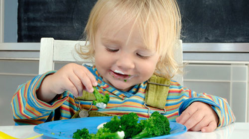 Çocuğun Sebze Yemesi İçin Ne Yapmalısınız?