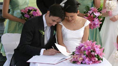 Düğün Sahiplerine Hutbe İle Mesaj