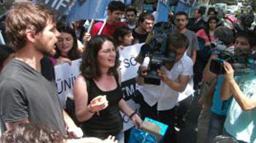 Atama Bekleyen Öğretmenlerden Protesto