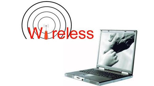 Kablosuz internet hasta ediyor