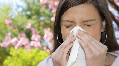 Bahar alerjisine karşı önlemler