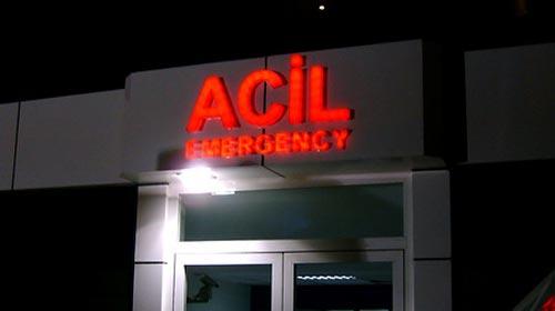 Özel hastanelere 'acil' sorumluluk