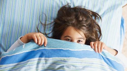 Çocuklarda geç uyuma sorunu!