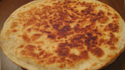 Günün Menüsü (Kıymalı Lavaş Pizza)
