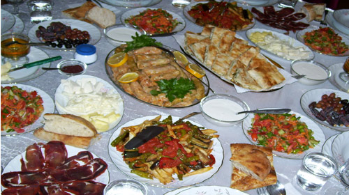 Ramazan'da Hafif Yemekler Tercih Edin…