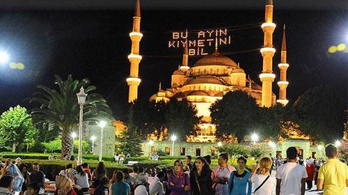 Ramazan etkinliklerinde bugün ne var?