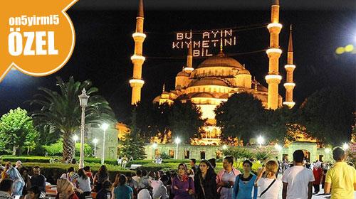 Belediyelerin Ramazan etkinlikleri-2012