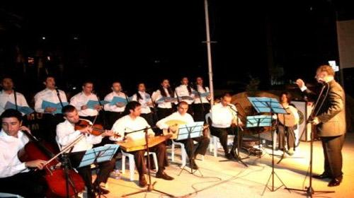 Tasavvuf Müziği Dinletisi Feshane'de…