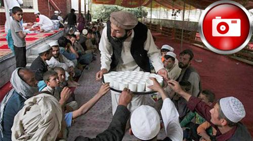 Afganistan'dan Ramazan Manzaraları