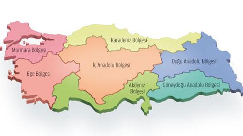 Coğrafya Dersinde '7 bölge' Tarih Oluyor