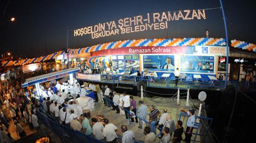 """Üsküdar'da """"Fasl-ı Ramazan"""""""