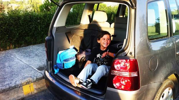 Araba bagajlarında ne taşıyoruz?