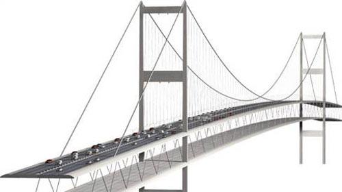 Tren 3. Köprüden 120 Km Hızla Geçecek