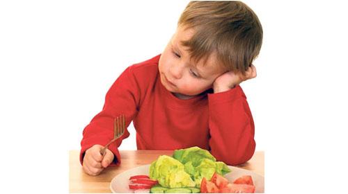 İştahsız Çocuk Nasıl Beslenmeli?
